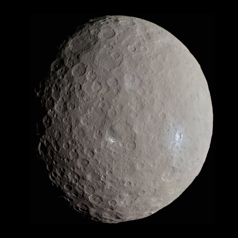Ceres (Dwarf Planet) Facts