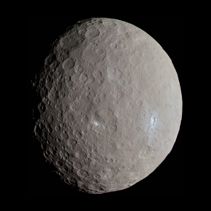 Ceres (Dwarf Planet) Facts