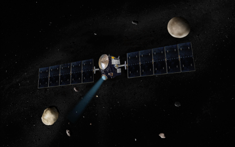 Dawn Mission & Spacecraft Facts
