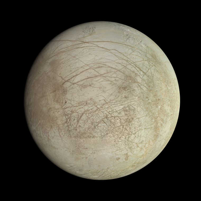 Europa (Moon) Facts