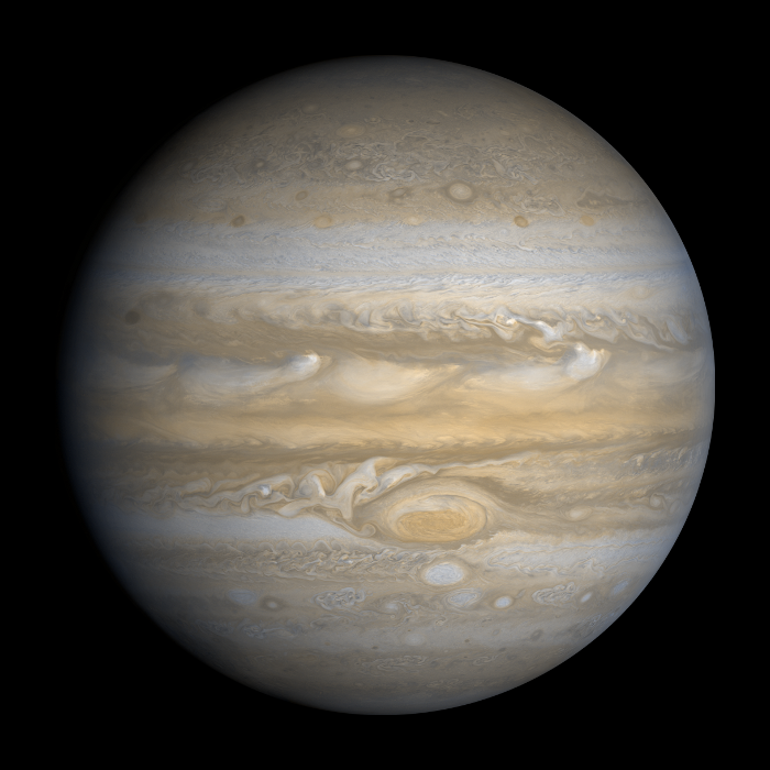 real planet jupiter - photo #14