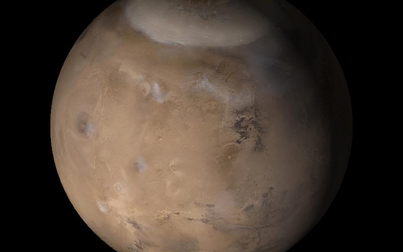 Mars Transparent