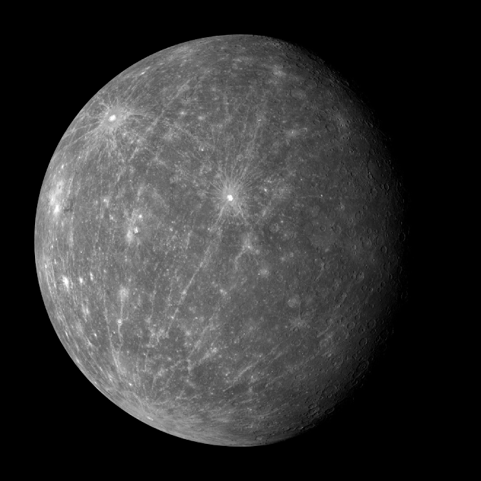 Planet Mercury (page 2) - Pics about space