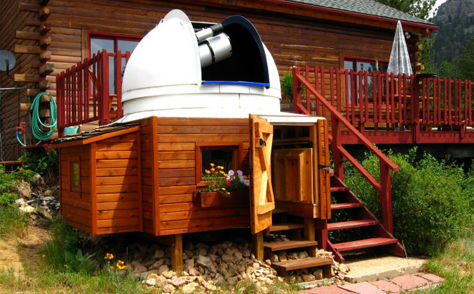 Diy Backyard Observatory Dome Plans Free Images About Homemade