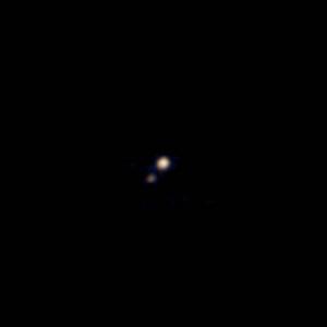 Pluto & Charon New Horizons