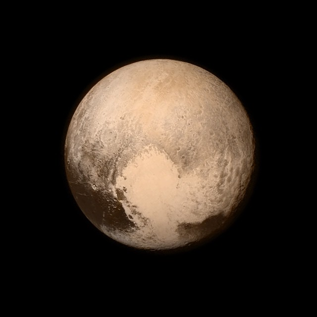 Pluto Before Flyby – July 13th