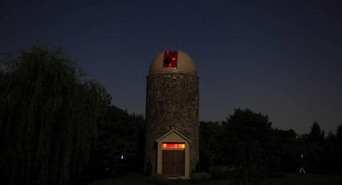 Backyard Observatory