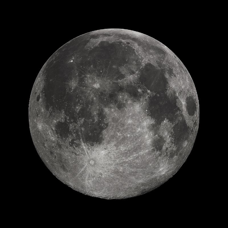 Moon Transparent