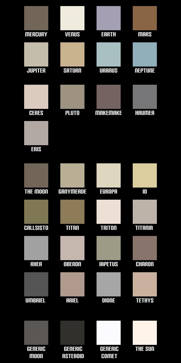 Planet Palette