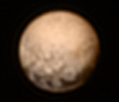 Mysterious Dark Spots on Pluto