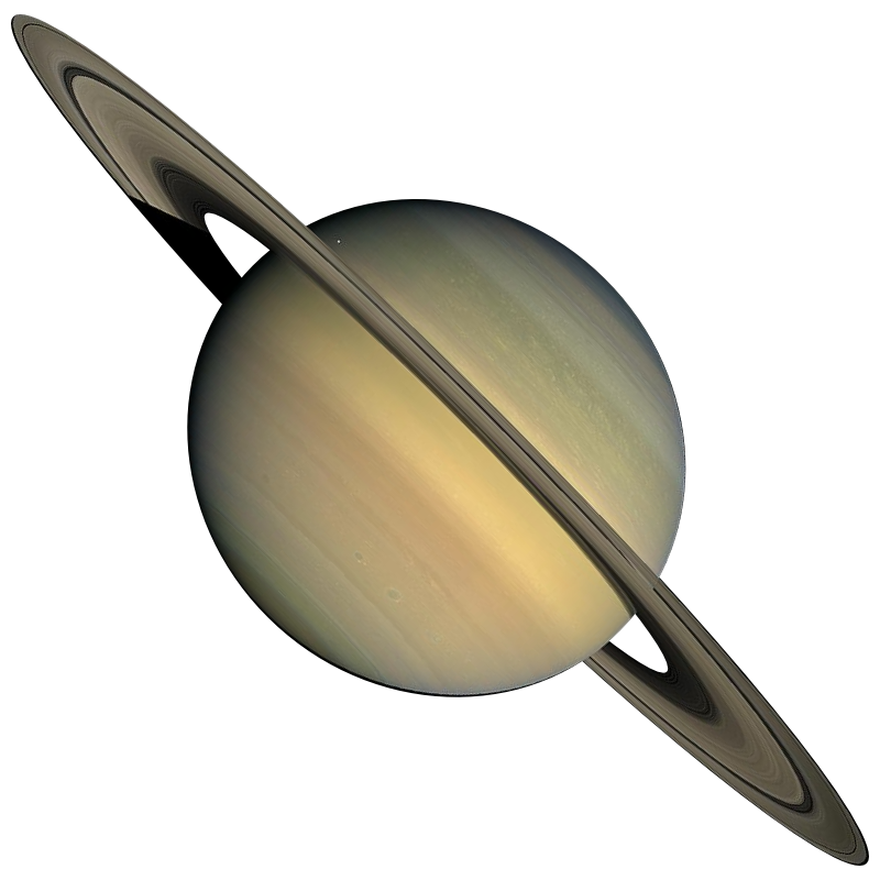 Saturn Transparent
