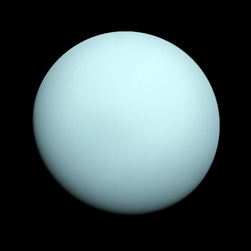 Uranus Transparent