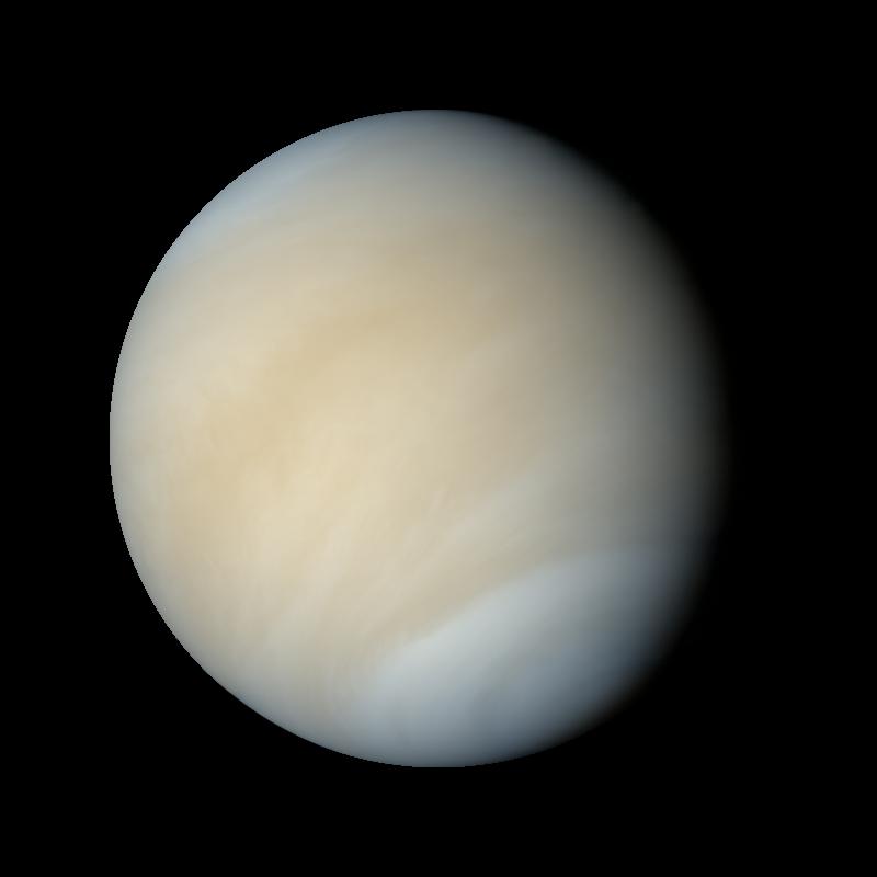Venus Transparent