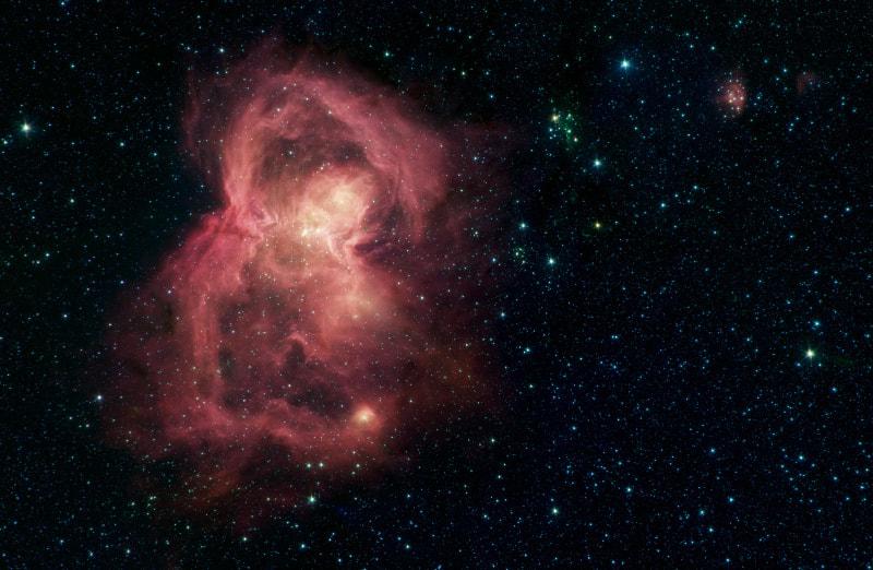 Westerhout 40 Nebula
